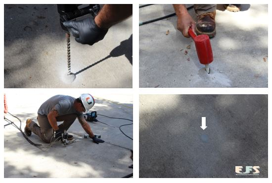 Concrete Lifting and Leveling Port Charlotte