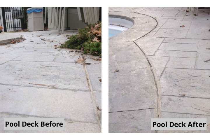 Pool Deck Repair Port Charlotte FL